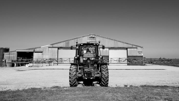 Arable Farmer Chris Wray