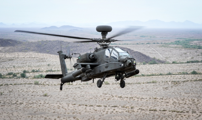 Apache training in Arizona