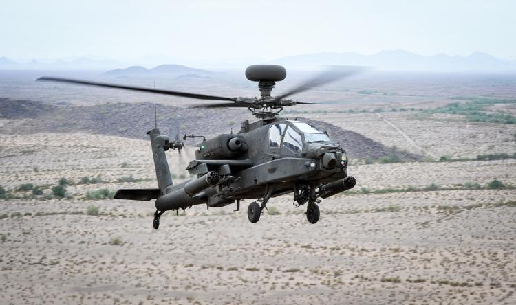 Apache training in Arizona